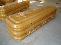 Sell wooden coffins Spain style