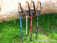 Sell aluminium nordic walking sticks