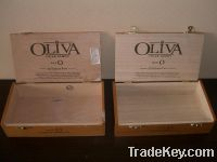 Sell wooden cigars box