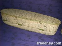 Sell bamboo coffins