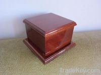 Sell wooden Pet urns