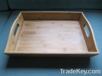 Sell bamboo tray