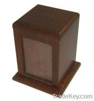 Sell wooden photo Pet urns