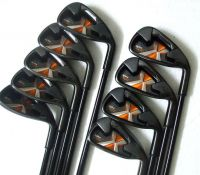 sell New x24 x-24 irons #3-#9, Pw, Sw, Graphite