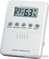 ETH-1 Digital Thermometer Hygrometer