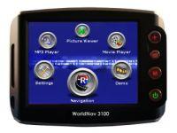 WorldNav 3100 Portable Navigator