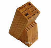 Sell Bamboo knife storage block