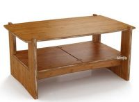 Sell living room furniture/bamboo coffee table