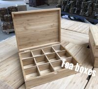 Eco-friendly Tea box from Chinese manufacturer wholesales