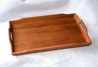 Sell Acacia wooden Serving trays /Coffee trays/Tea trays