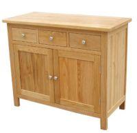 supply of solid oak Sideboard NM36