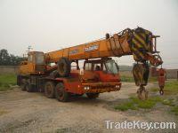 Sell used Tadano crane TG-500E, 1995