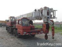 Sell Tadano truck crane 50ton