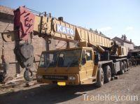 Sell Kato truck crane NK-500M, 1987