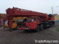 Sell Tadano truck crane with Mishubishi engine TG-500E 50ton