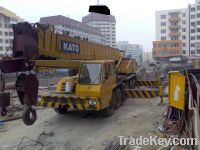 Sell Kato truck crane 45ton, 1984