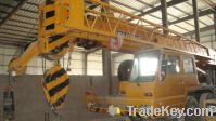 Sell used Tadano truck crane TG-500E, 1988