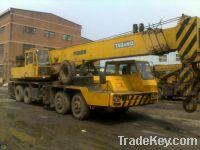 Sell Tadano truck crane 50ton, 1990