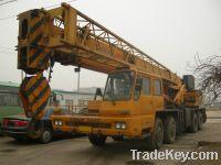 Sell Tadano fully hydraulic truck crane TG-500E