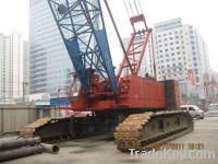 Sell Kobelco crawler crane 7150  150ton, 2002 150