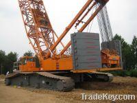 Sell Liebherr crawler crane LR1350, 350ton, 2005