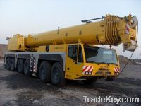 Sell used Demag Truck crane 300ton