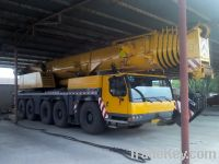 Sell Liebherr truck crane TM1200-5 200ton, 2008
