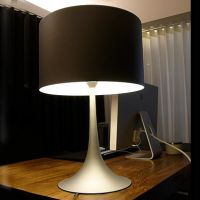 FLOS Spun Light T Table Lamp, M8011