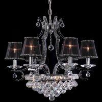 sell modern chandelier light/candle light/MD-10031-6CR