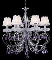 modern crystal pendant lamp/chandelider lighting/MD-10045-6CR
