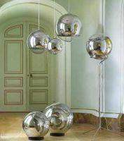 Tom Dixon mirror ball pendant lamp/light, M9009