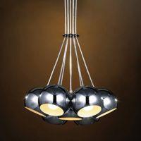 7 heads mirror ball pendant lamp, M9038