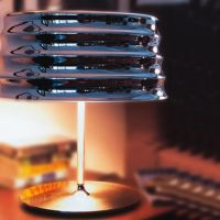 acqua cil tavolo table lamp, M8016-Silver