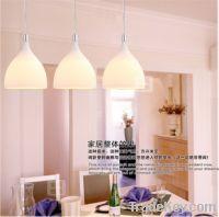 kitchen pendatn lamp, 3 lamps cup pendants, M9059