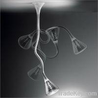 Sell Artemide pipe sospensione light/M9042