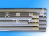 Fiberglass/Vulcanized Fiber Combination Tube