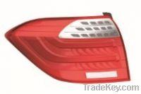 Sell car tail lamp toyota hilander 2008