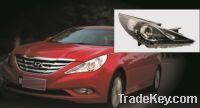 Sell car head lamp for Hyundai sonata 2011