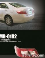 Sell car tail lamp for Toyota camry 2006 middle east market