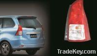 Sell car tail lamp toyota avanza 2012