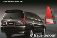 Sell car tail lamp for toyota innova 2012
