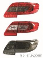 Sell car tail lamp for toyota corolla 2011