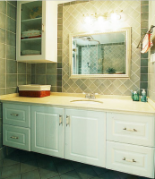 Commercial Bathroom Cabinet With Cheap Price