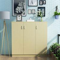Panel Shoe Cabinet / Shoe Rack