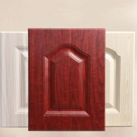 18mm PVC Thermo MDF Kitchen Cabinet Door