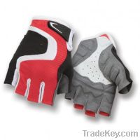 Sell half finger cycling gloves