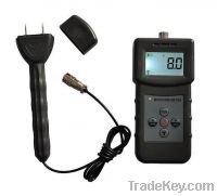 Pin type and inductive moisture meter MS360