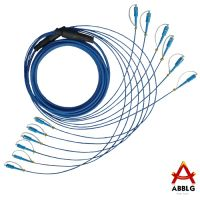 Sell SC/PC-SC/PC 6 core SM Fiber Armoured patch cord