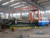 Sell hydraulic dredge vessel