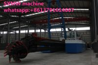 Sell cuteer suction dredger